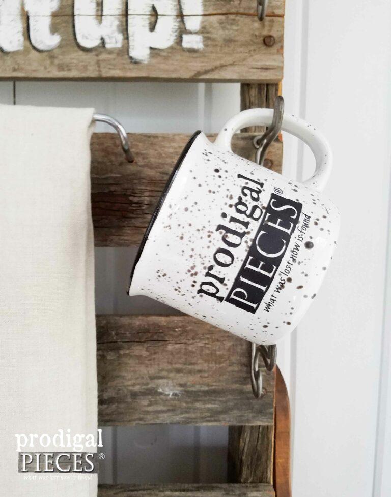 Hanging Prodigal Pieces Mug | Prodigal Pieces | prodigalpieces.com