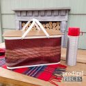Vintage Redmon Picnic Basket available at Prodigal Pieces | prodigalpieces.com