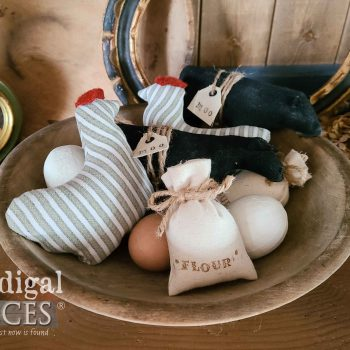 Farmhouse Bowl Filler with Mixed Lot by Larissa of Prodigal Pieces | available at shop.prodigalpieces.com #prodigalpieces #handmade #shopping #home #homedecor #farmhouse